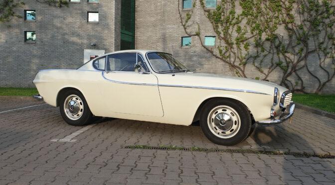 Volvo 1800S 1965 – Warszawa