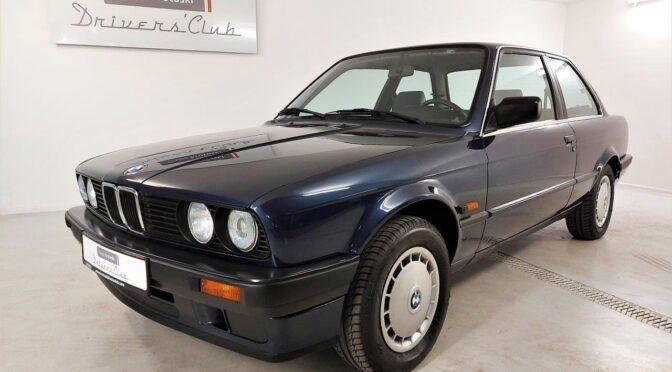 BMW 318i E30 1988 – 62900PLN – Warszawa
