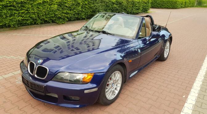 BMW Z3 2.8 Roadster E36/7 1997 – 72000PLN – Gliwice
