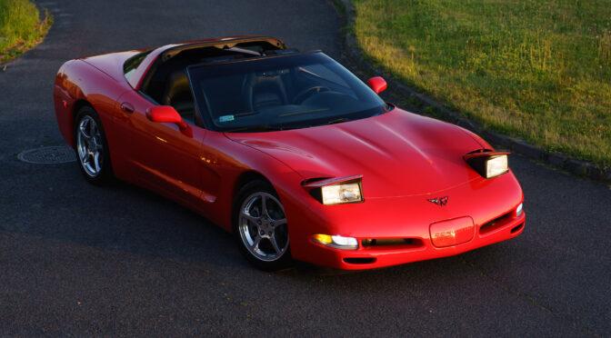 Chevrolet Corvette C5 1997 – SPRZEDANY