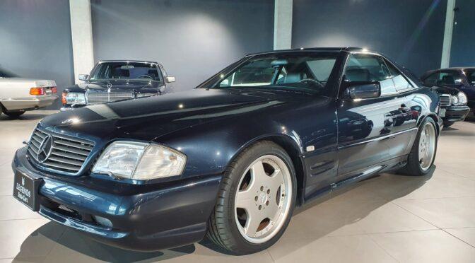 Mercedes SL 500 6.0 AMG R129 1996 – 295200PLN – Poznań