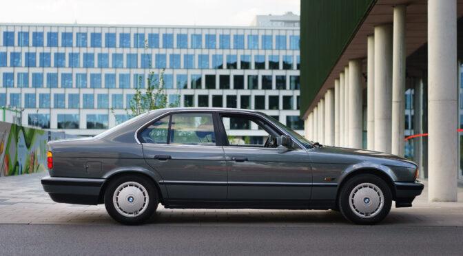 BMW 524td E34 1989 – 42000PLN – Poznań