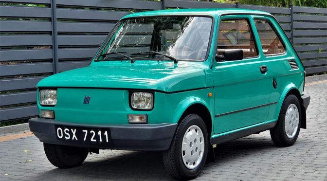 Fiat 126el Maluch 1994 – 19999PLN – Pabianice
