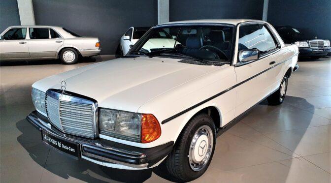 Mercedes 280 CE C123 1980 – 115900PLN – Poznań
