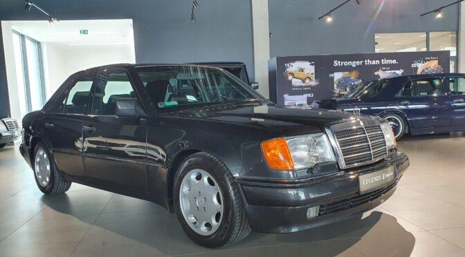 Mercedes 500E W124 1992 – 145900PLN – Poznań