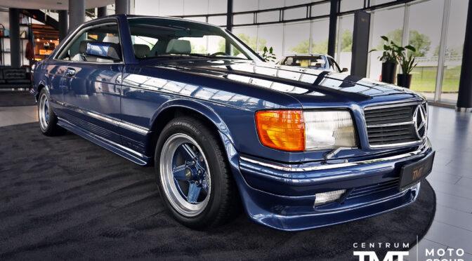 Mercedes 500 SEC AMG C126 1983 – 187000PLN – Świdnica