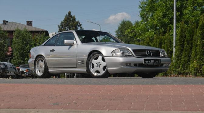 Mercedes SL 60 AMG R129 1997 – 249000PLN – Dębe Wielkie