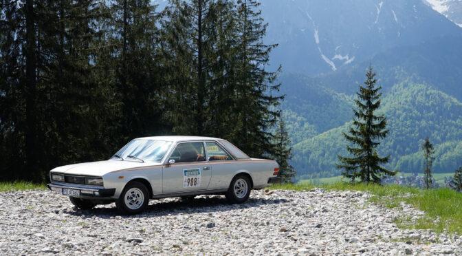 Fiat 130 Coupe 1974 – Poznań