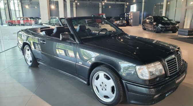 Mercedes 320 CE Cabriolet A124 1993 – 189000PLN – Poznań