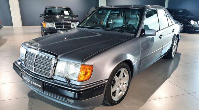 Mercedes 500E W124 1991 – 149000PLN – Poznań