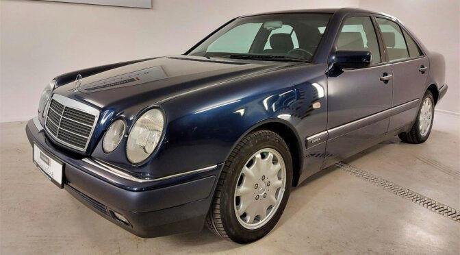 Mercedes E 280 W210 1996 – 46900PLN – Warszawa