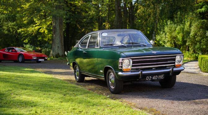 Opel Olympia A Coupe 1968 – Poznań
