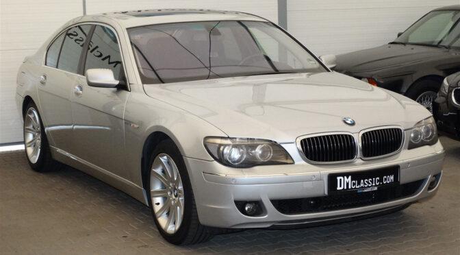 BMW 740i E65 2005 – 41900PLN – Radlin