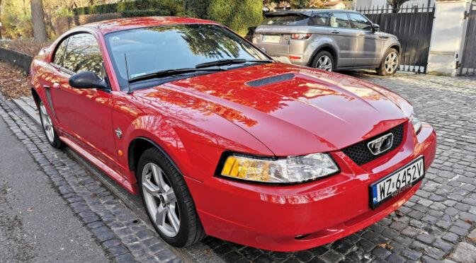 Ford Mustang New Edge 1999 – 35900PLN – Warszawa